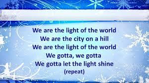 Let The Light Shine O Come All Ye Faithful O Come All Ye Faithful Ppt Download