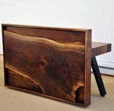 Vintage Salon Reception Desk Reception Desk With Solid Walnut Cladding Vintage Nail Salon