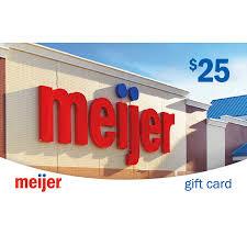Meijer Home Decor Meijer Gift Card 25 Meijer Com