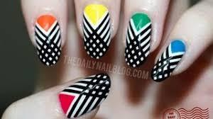buy 10 rolls striping tape line nail art tips decoration sticker