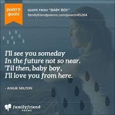 baby boy poems poem saying goodbye to unborn baby boy