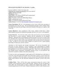 fall 2010 hd 101 syllabus academic dishonesty plagiarism
