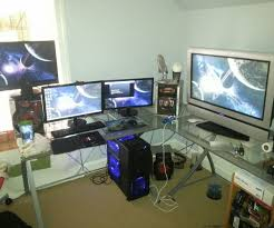 Best Computer Desk For Gaming by Amazing Renovations Ideas As Wells As With Home Interior Remodel