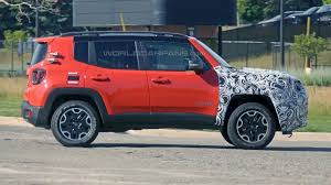 jeep prototype truck mysterious jeep renegade prototype spied in michigan
