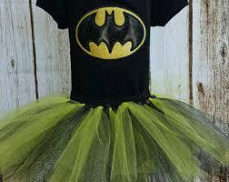 Infant Batgirl Halloween Costumes Batgirl Tutu Etsy