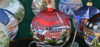 painted heirloom ornaments homestead gardens inc