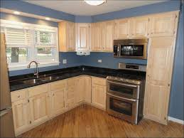 kitchen dark kitchen cabinets with light floors what color to