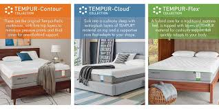 Temper Pedic Beds Tempur Pedic Mattresses Info