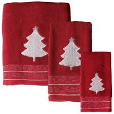 christmas towels christmas bathroom towels bathrooms