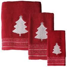 christmas towels christmas bathroom towels bathrooms