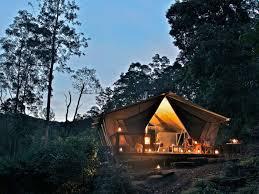nightfall wilderness camp glamping com
