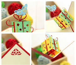discount boxed birthday cards aliexpress buy happy birthday gift