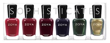 fall 2017 zoya nail polish collection zoya sophisticates
