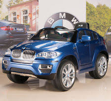 bmw battery car for electric car bmw x6 for ride on battery powered unisex