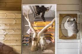 chambres dans les arbres cabane l arbre entre dans la chambre esprit cabane idees