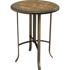 counter height bar table great round bar height table black finish round top counter height