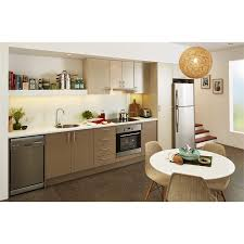 Mocha Kitchen Cabinets by Kaboodle U0027chocanilla U0027 Base And U0027mocha Glaze U0027 Top Kitchen