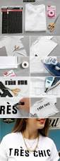 Diy Fashion Projects 301 Best Diy T Shirts Ideas Images On Pinterest Projects