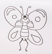 imagenes de mariposas faciles para dibujar dibujos de mariposas cómo dibujar una mariposa