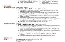 perfect decoration examples of great resumes wondrous design best