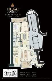floor plans trump palace condos