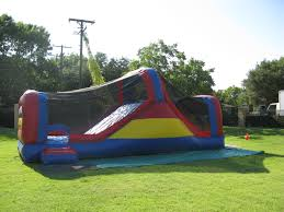water slide rentals dallas giant slides for rent in dallas
