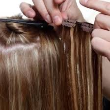 hair extension hair extension techniques
