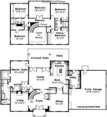 5 bedroom 3 bathroom house plans 656176 traditional 5 bedroom 3 bath craftsman with office and