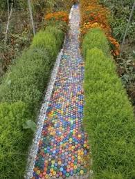 Recycling Ideas For The Garden The Best Garden Ideas And Diy Yard Projects Yard Ideas Gardens