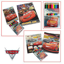 disney cars 3 assorted coloring book 8 26 2018 7 15