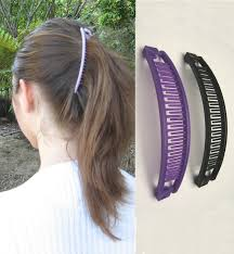 banana clip for hair many types of hairclips that and women use stylishwife