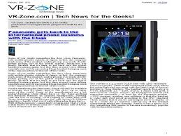 sony vaio sb series review engadget technology news vr zone tech news for the geeks feb 2012 issue authorstream