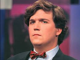 is tucker carlson s hair real tucker carlson to replace megyn kelly at fox news nbc bay area