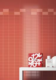 colours collection tiles with intense colours ragno