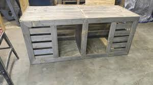 Dog Crate Furniture Bench Double Dog Crate Album On Imgur