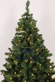 Pre Lit Pre Decorated Christmas Trees Artificial Christmas Tree Dakota With Lights Pre Lit Strong Tree