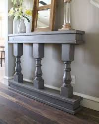 Unique Entryway Tables 34 Stylish Console Tables For Your Entryway Digsdigs