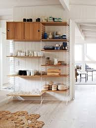 Kitchen Storage Shelves by 66 Best Kitchen Storage Solutions Images On Pinterest Kitchen