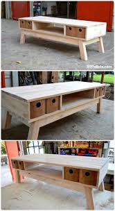 How To Build Wood Tv Stands Best 25 Pallet Tv Stands Ideas Only On Pinterest Rustic Tv