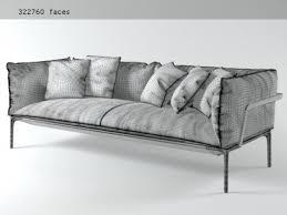 Yale Sofa Bed Appealing Yale Sofa Bed With Yale Sofa 3d Model Mdf Italia