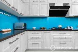 pros and cons of painting your kitchen cabinets what is back painted glass where can you use it in the