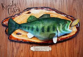 bass fish cake bass fishing cake ideas 28541 fish decorated cake decorate