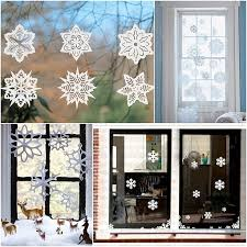 goodly snowflakes patterns for door and window