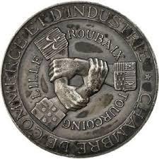 chambre de commerce tourcoing 551132 medal chambre de commerce de lille roubaix et