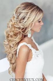 coiffeur mariage the 25 best ideas about coiffure de mariage moderne on