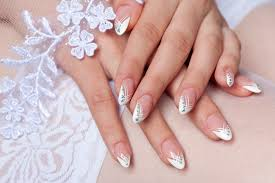 wedding party nail services u2013 luxe nail spa