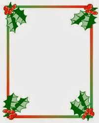 printable christmas borders big solutions