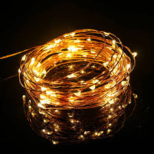 copper wire led lights new products outdoor holiday usb outside fairy light led lights