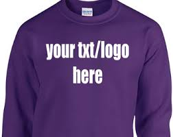 custom sweater etsy