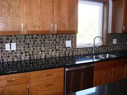kitchen countertops and backsplash pictures kitchen brown wooden kitchen cabinet with granite backsplash and